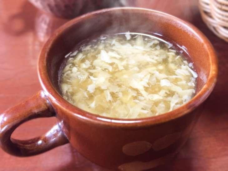 サタプラ全農卵スープ