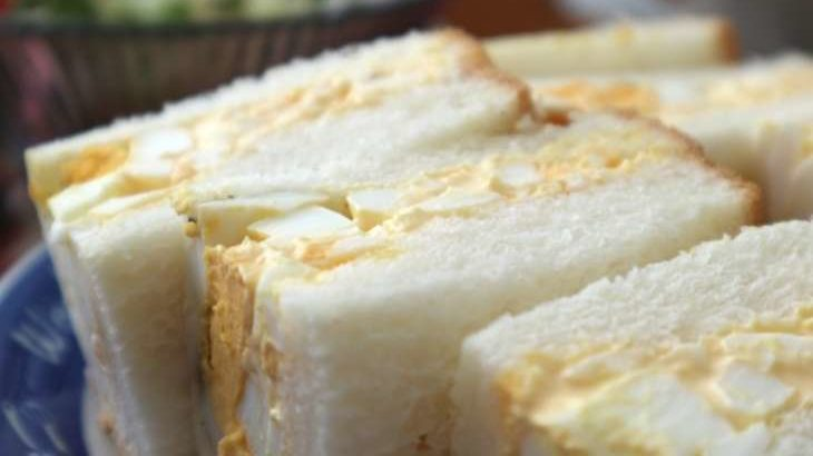 【あさイチ】極上たまごサンドの作り方。大人の玉子サラダサンドイッチのレシピ(10月2日)