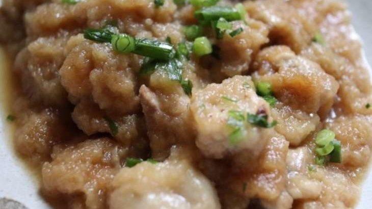 【にじいろジーン】わさびと豚肉の煮物の作り方。ミシュラン和食シェフのレシピ【ふるさとクッキング】(2月22日)
