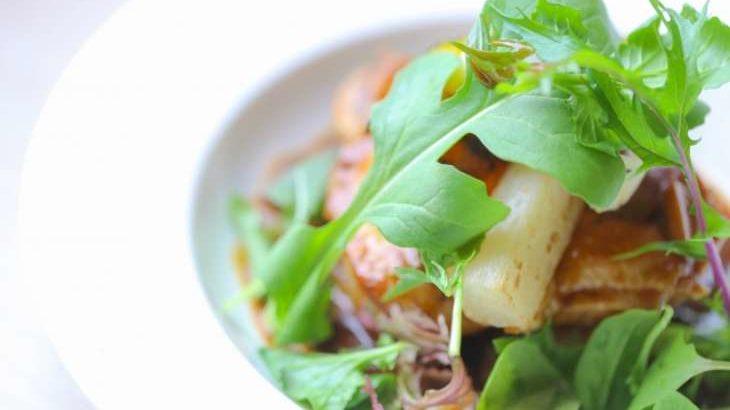 【あさイチ】長芋のソテー サラダ仕立ての作り方。河野雅子さんのレシピ(10月7日)