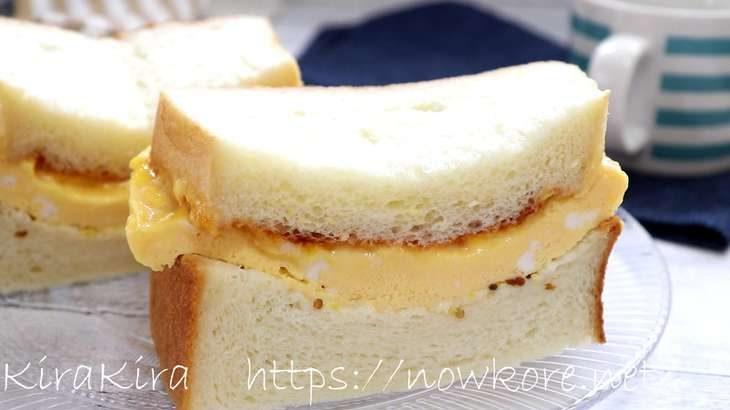 【あさイチ】厚焼きたまごサンドの作り方・レシピ動画。なめらか極上玉子サンドのレシピ(10月2日)