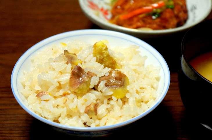阿部剛子さんの炊き込みご飯