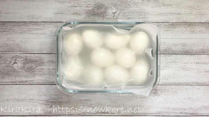 コンビニ風味付き卵7