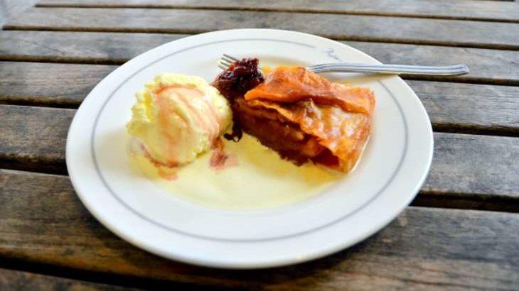 【世界一受けたい授業】洋梨のフランベのレシピ。一流フレンチシェフが伝授!ホットプレート活用術 11月28日