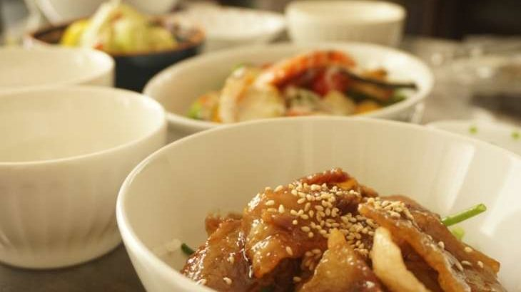 【あさイチ】フレンチシェフの豚きのこ丼の作り方。豚肩ロースときのこの混ぜご飯で!家庭でできる本格レシピ(11月28日)