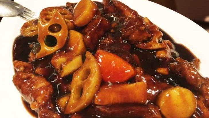 【あさイチ】れんこんと豚肉の四川風炒め煮の作り方。中華シェフのピリ辛炒め煮のレシピ(11月26日)