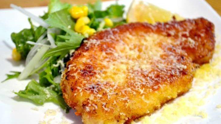 【あさイチ】鶏肉のカツレツきのこと野菜ソテーのレシピ。秋元さくらシェフのさっぱりフレンチカツレツの作り方 11月9日