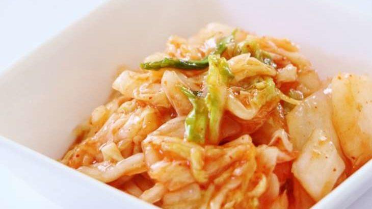 【男子ごはん】ラーパーツァイ(中華風白菜のお漬け物)の作り方。栗原心平さんの花椒レシピ(11月10日)