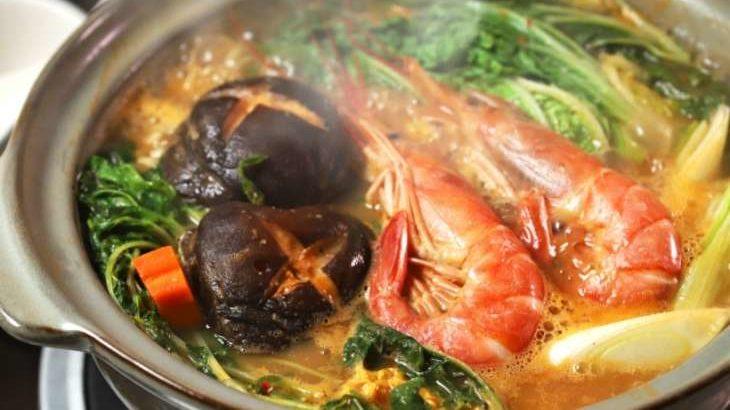 【ヒルナンデス】白菜とえびの旨味たっぷり寄せ鍋の作り方。浜内千波さんの小鍋レシピ(11月21日)