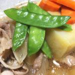 【ごごナマ】京風肉じゃがの作り方。大原千鶴さんの京都のおかず「おばんざい」レシピ【らいふ】(11月20日)