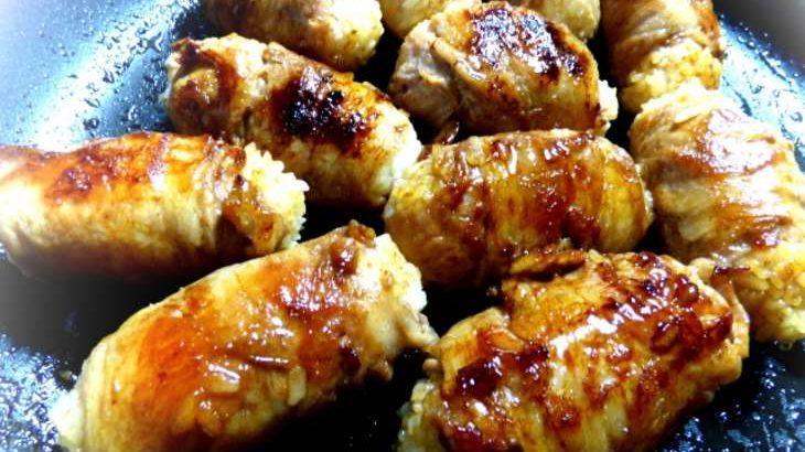 【教えてもらう前と後】焼きそばの肉巻きの作り方。ミシュラン村田シェフの焼きそば麺アレンジレシピ(5月26日)