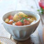 【土曜は何する】魔法のスープ レシピまとめ。Atsushi(あつし)さんのベジタンスープ 9月11日
