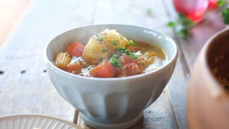 【ヒルナンデス】コウケンテツさんの具だくさんスープBEST4レシピまとめ。旬食材たっぷりスープの作り方 2月15日
