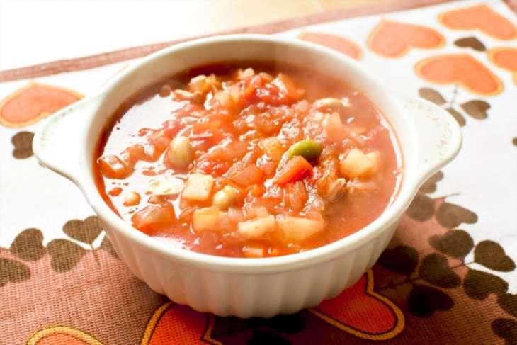 和田明日香野菜スープ