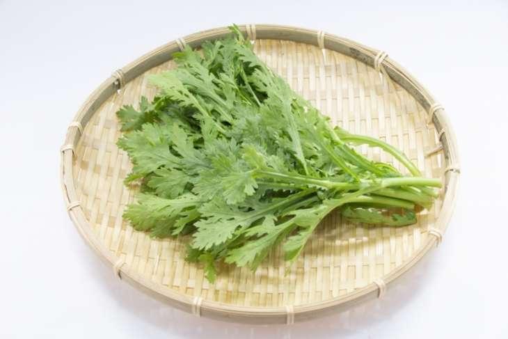 あさいち春菊レシピ
