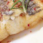 【男子ごはん】白身魚のポワレ シャンピニオンソースの作り方。栗原心平さんのビストロ風レシピ 9月27日