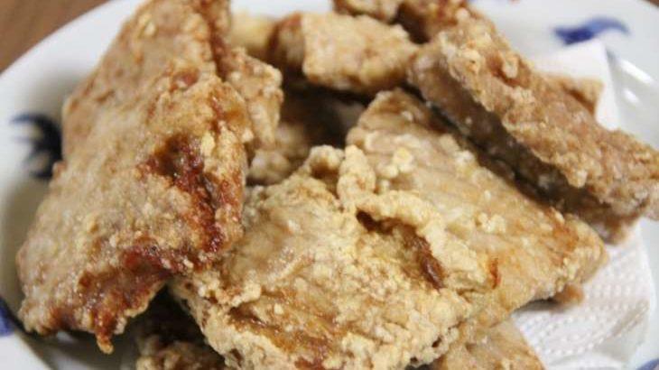 【あさイチ】さばの竜田揚げ、菊のサラダ添えの作り方。松村眞由子さんのレシピ(11月6日)