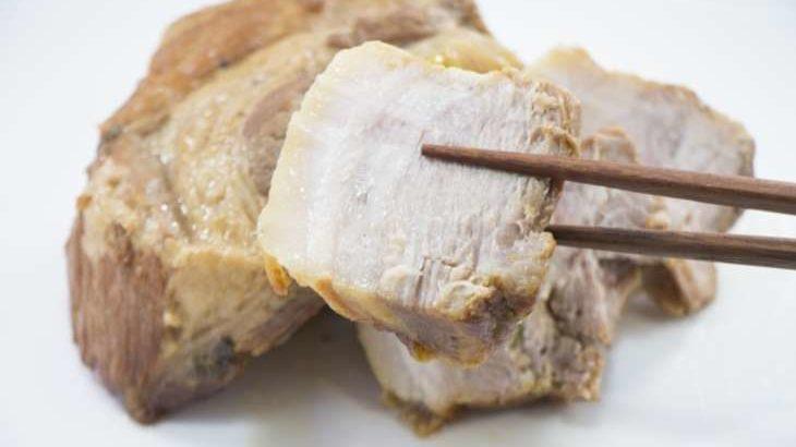 【男子ごはん】豚肩ロースの塩釜焼きの作り方。超簡単!秋のBBQレシピ(11月17日)