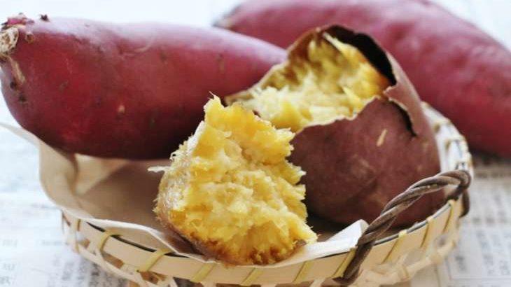 【ソレダメ】超甘い焼き芋を電子レンジで作るレシピ。解凍モードでホクホクに!(11月20日)
