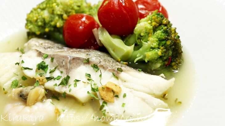 【ヒルナンデス】パスタソースで簡単ブイヤベースの作り方。ボンゴレソースと白身魚で!アレンジレシピ(12月10日)