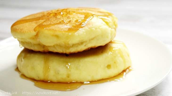 【あさイチ】厚焼き餅パンケーキの作り方。タケムラダイさんのモチレシピ。厚焼きホットケーキ風(12月17日)