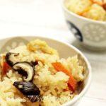 【スッキリ】炊き込みご飯レシピまとめ。クックパッド人気メニューに丸山夫妻が挑戦! 11月20日
