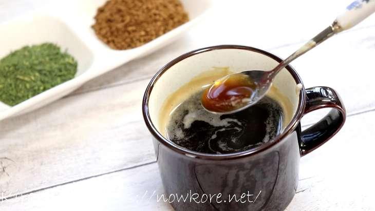 ヒルナンデス緑茶コーヒーダイエット