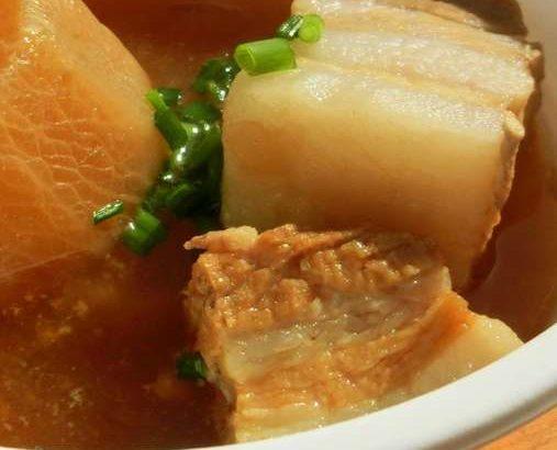 【ごごナマ】大根と豚バラ肉のビール鍋の作り方。松木一浩さんの冬野菜の洋風変り鍋レシピ(12月18日)