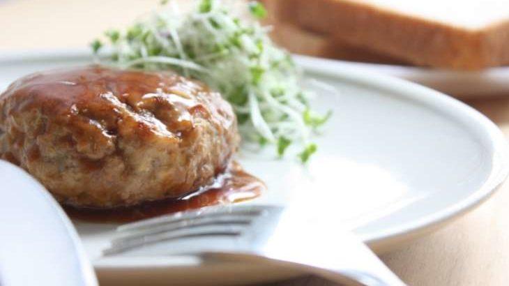 【ノンストップ】笠ちゃん照り焼きハンバーグの作り方。笠原将弘シェフのレシピ【おかず道場】(12月24日)