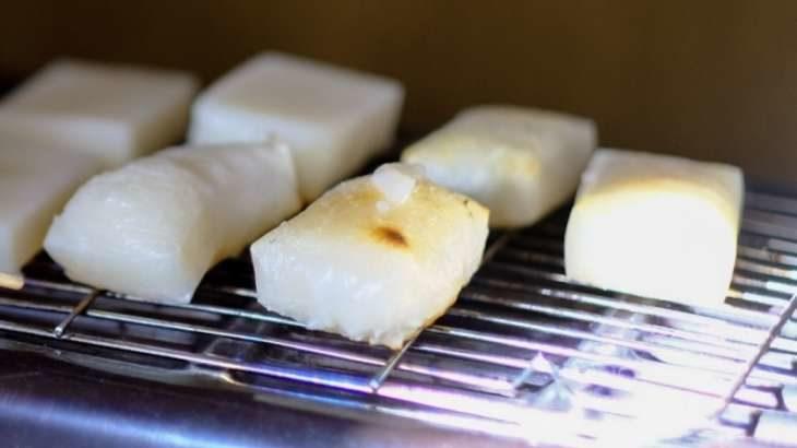 【あさイチ】究極の焼き餅の作り方。和食シェフのおモチ活用レシピ(12月17日)
