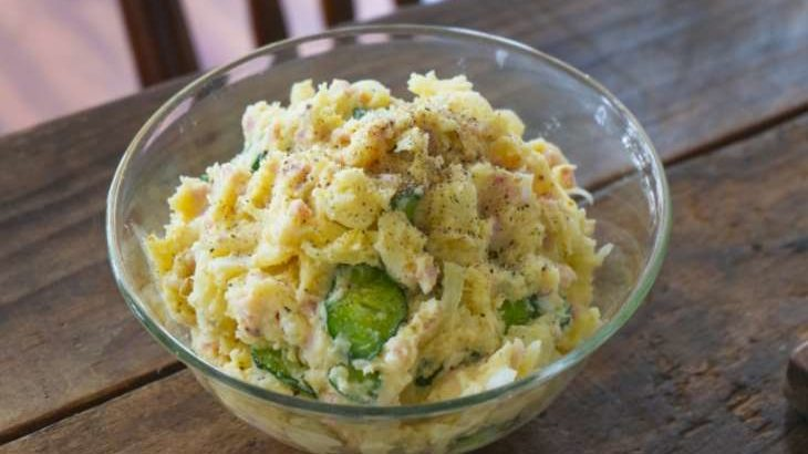 【あさイチ】タラモサラダの作り方。レンチンで簡単!牧野直子さんのレシピ 9月28日【朝イチ ゴハンだよ】