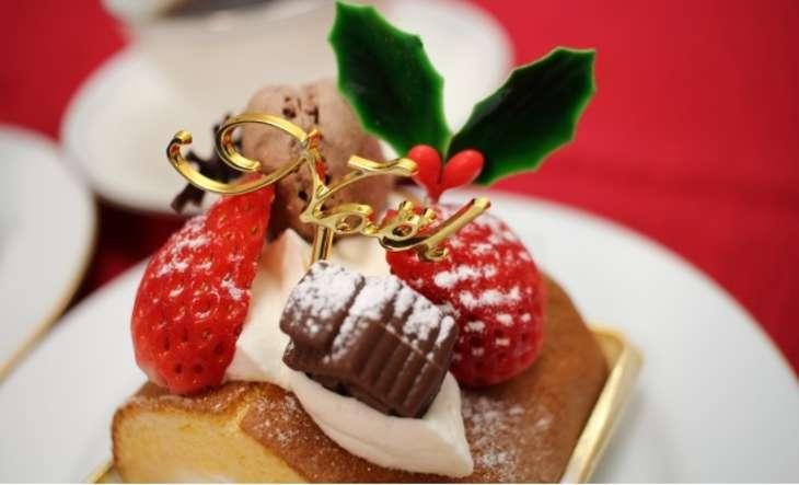 あさいちクリスマスケーキ