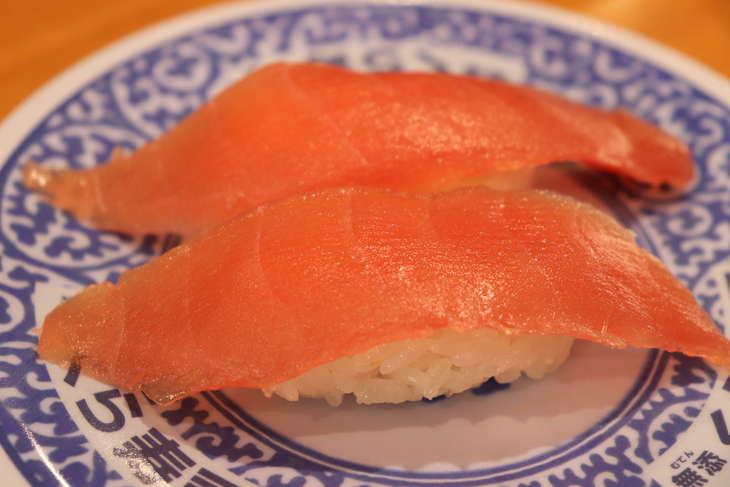極み熟成まぐろ くら寿司