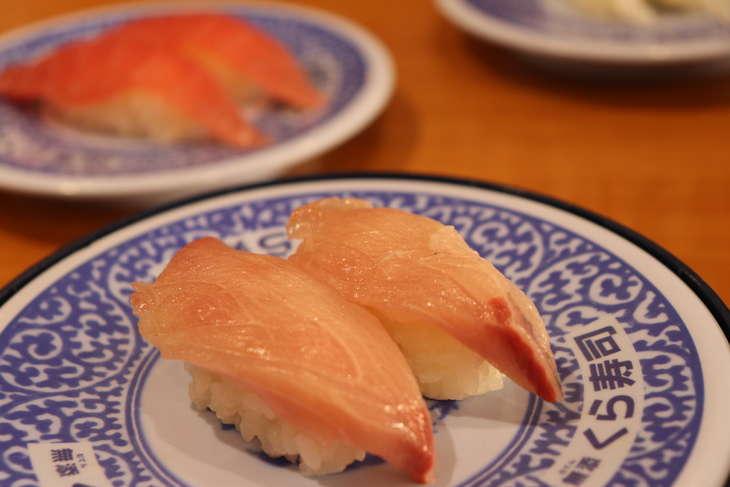 くら寿司 寒ぶり