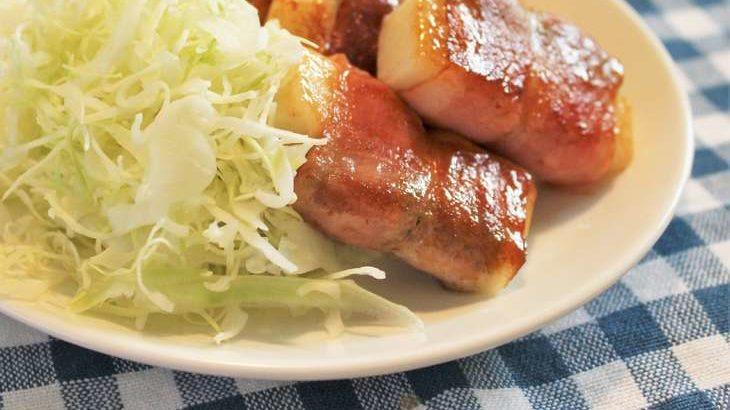 【家事ヤロウ】豆腐のベーコン巻き串の作り方。豆腐が主役の激ウマレシピ(1月22日)