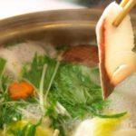 【ソレダメ】ブリしゃぶ&糖質オフのポン酢の作り方。低糖質でヘルシー!プロが教える格上げ技レシピ(1月8日)
