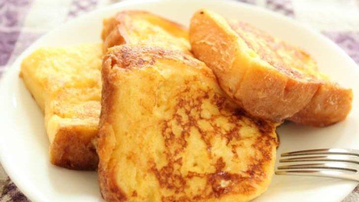 【ヒルナンデス】耳までふわふわフレンチトーストの作り方。パン屋さんが教える食パンアレンジレシピ(1月28日)