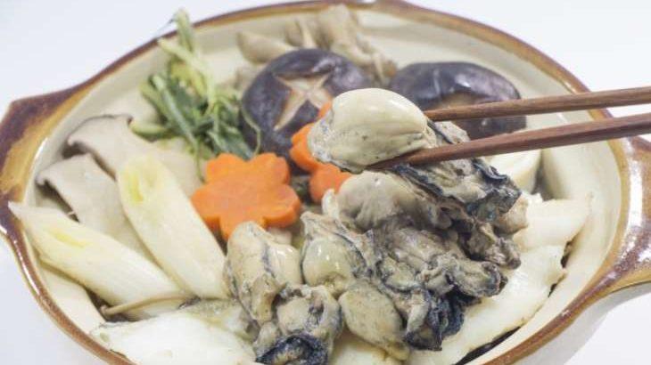 【ヒルナンデス】カキ小鍋の作り方。浜内千波さんの小鍋レシピ(1月16日)