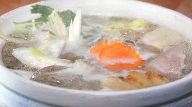 【世界一受けたい授業】海鮮みぞれ鍋の作り方。佐藤秀美先生の健康鍋レシピ(1月25日)