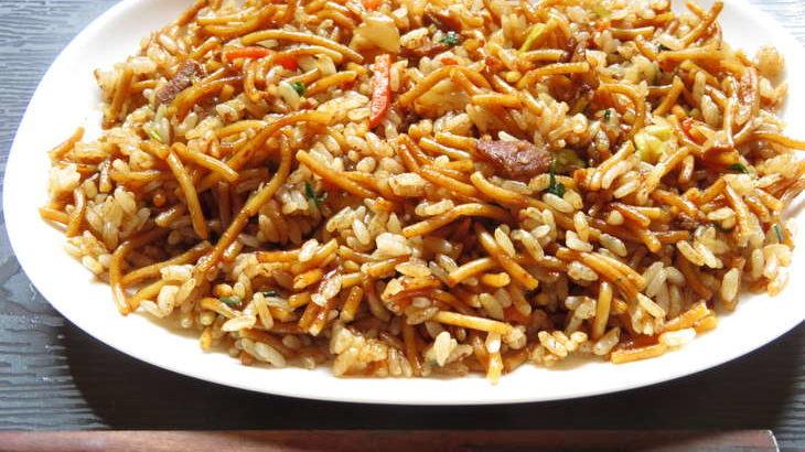 【家事ヤロウ】スパイシーそば飯のレシピ。焼きそば最新アレンジ 10月21日