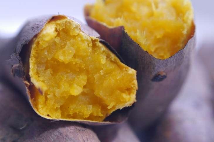 グッドラックレンジ焼き芋