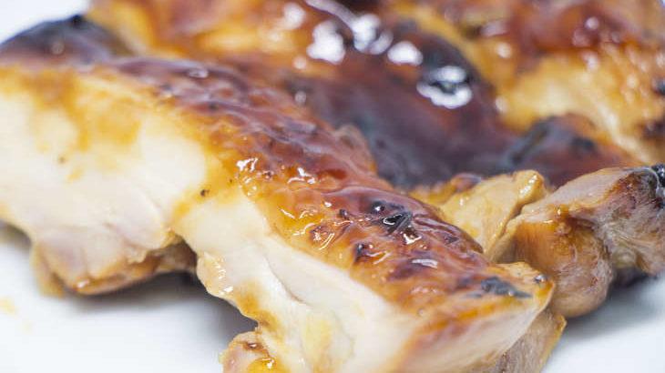 【ダウンタウンDX】小倉優子さんの鶏の照り焼きの作り方。ピーナッツバターで!ゆうこりんの簡単レシピ(1月23日)