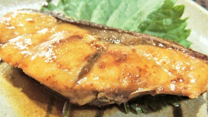 【ノンストップ】サワラの変わり生姜焼きの作り方。笠原将弘シェフのレシピ(1月28日)