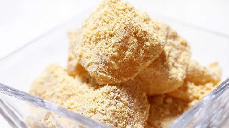 【家事ヤロウ】豆腐餅の作り方。片栗粉と電子レンジで簡単!豆腐の激ウマレシピ(1月22日)