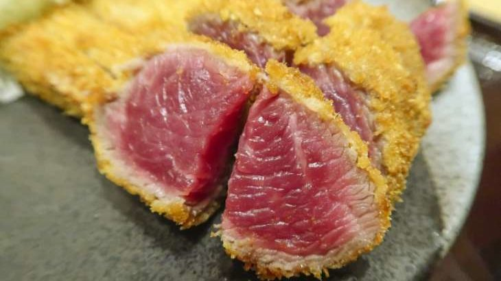 【きょうの料理】ビーフカツと2種のソースの作り方。栗原はるみさんのレシピ。サルサソース&山椒ソースで(2月11日)