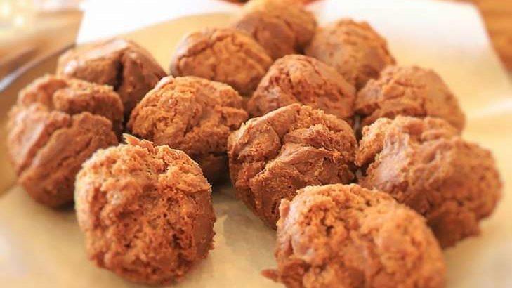 【ノンストップ】もちもちチョコドーナツボールの作り方。クラシルで話題のバレンタインレシピ(2月12日)