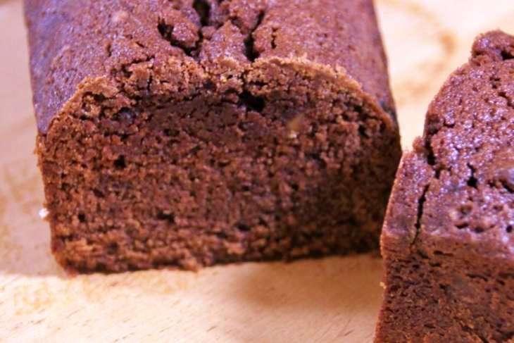 栗原はるみチョコレートバターケーキ