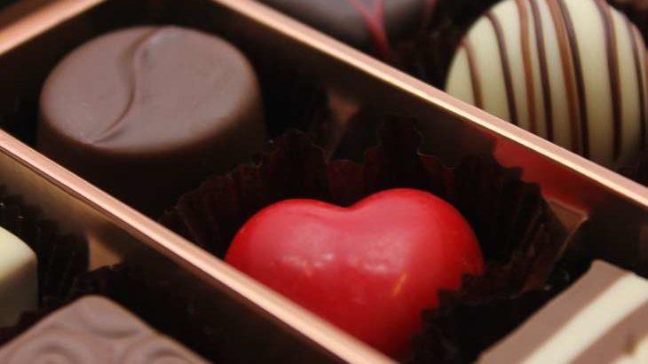 【ZIP】究極のハートチョコ(木いちごのハート)の作り方。ピエールマルコリーニ氏直伝!バレンタインレシピ(2月13日)
