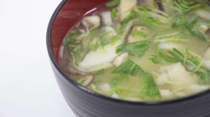 【家事ヤロウ】冷凍しじみの味噌汁の作り方。おうちグルメベスト10で話題のレシピ(5月13日)