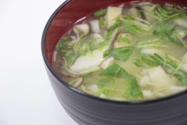 家事やろう冷凍枝豆みそ汁